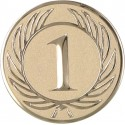 Emblemat samoprzylepny złoty - D1-A36