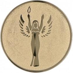 Emblemat samoprzylepny złoty - D1-A41/G