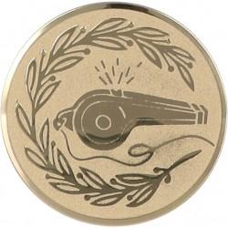 Emblemat samoprzylepny złoty - D1-A48