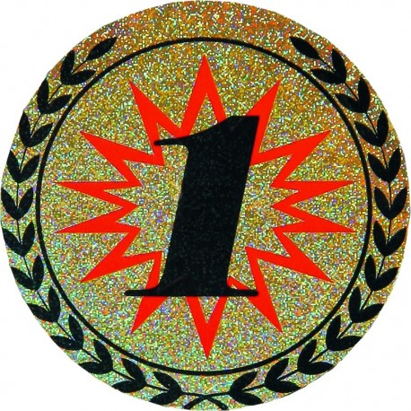 Emblemat hologramowy - AGM181