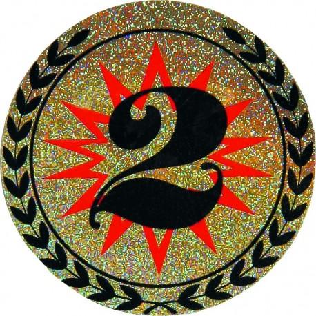 Emblemat hologramowy - AGM182