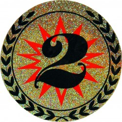 Emblemat hologramowy - AGM282