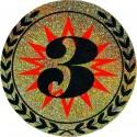 Emblemat hologramowy - AGM183