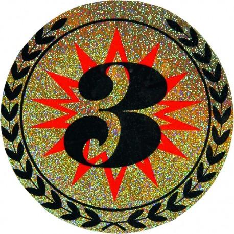 Emblemat hologramowy - AGM283