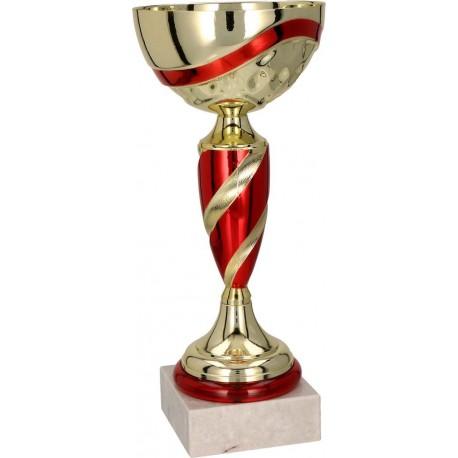 """Puchar """"Spiral Red"""" - 8139-N"""