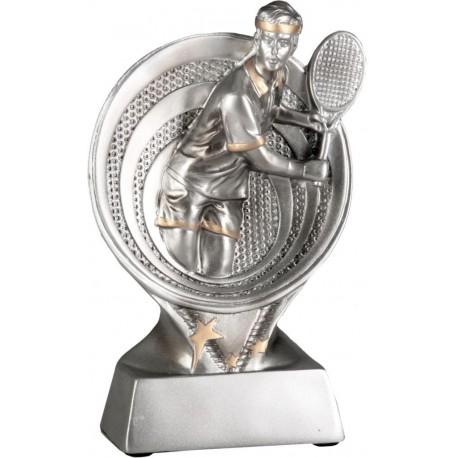Figurka odlewana - Tenis ziemny- RS1901