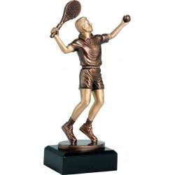 Figurka odlewana - Tenis ziemny - TPFR2388/BR