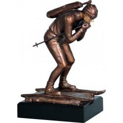 Figurka odlewana - Biathlon - RFST2056/BR