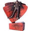 Figurka odlewana - Bieg Narciarski - RFEL5035/B/BR