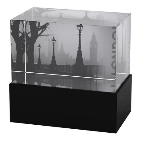 Trofeum szklane z  CAM8080