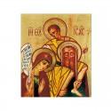 Ikona - Święta Rodzina z Nazaret - Kiko