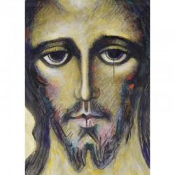Ikona Neoktechumenalna - Twarz Pana Jezusa