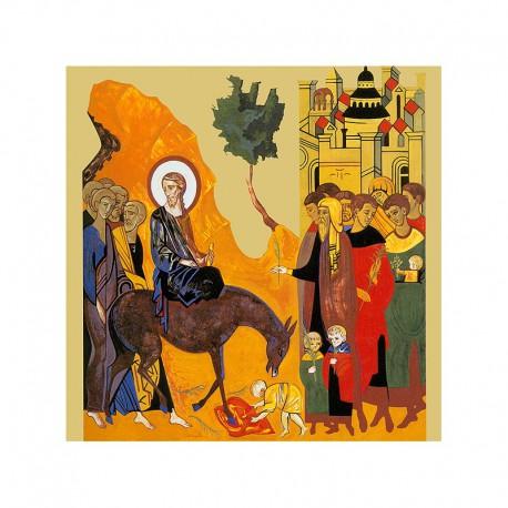 Ikona Kiko - Wjazd do Jerozolimy