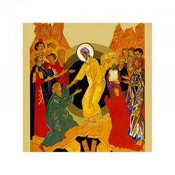 Ikona Kiko - Zstąpienie do Otchłani