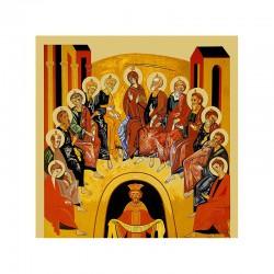 Ikona Kiko - Zesłanie Ducha Świętego