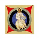 Ikona Kiko - Pantokrator