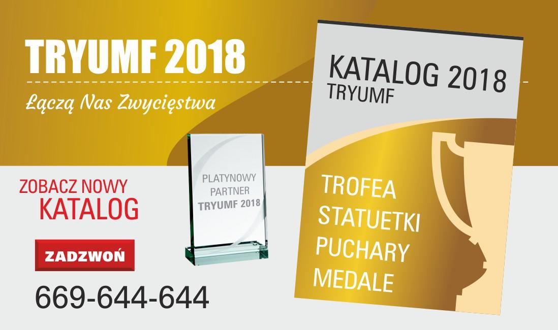 Katalog Trofeów Spotowych Tryum 2018